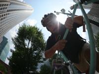 Bill Fehr Time-Lapse Uptown Charlotte